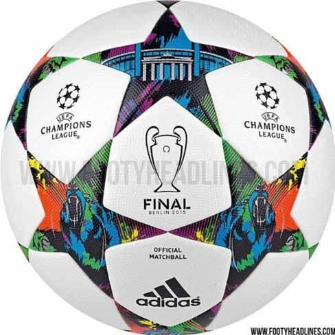 53820 965 تصویر توپ فینال جام باشگاههای اروپا