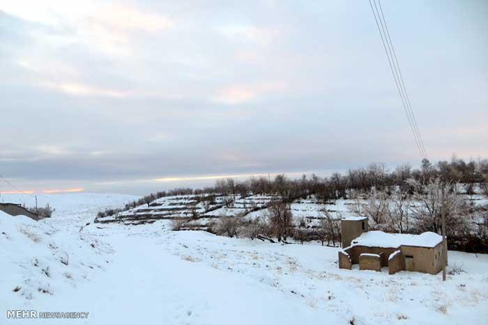 731769 تصاویر دیدنی از روستای پسوجان سیرجان