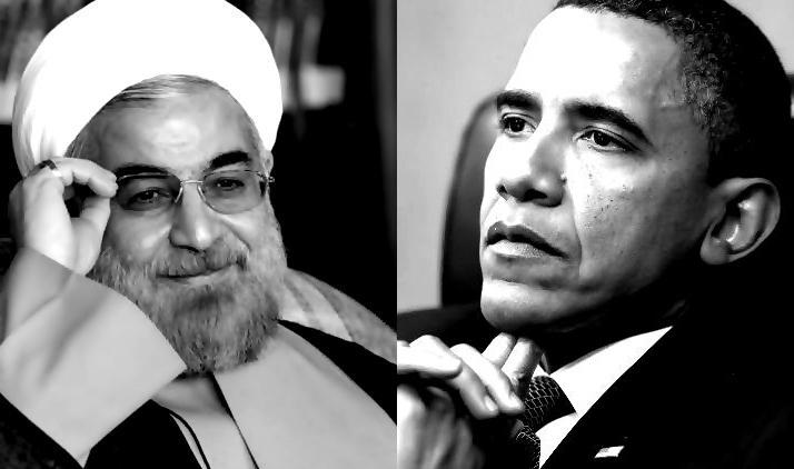 obama roohani روحانی به همه بد گفت جز آمریکا