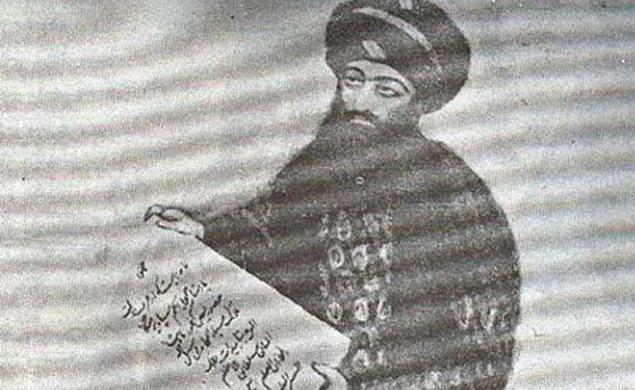 152401 634 عکس عبدالوهاب خان معتمدالدوله وزیر خارجه در دولت فتحعلی شاه قاجار