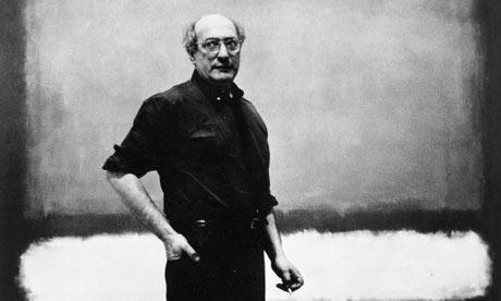 Mark Rothko in 1961 مارک روتکو نقاش معاصر آمریکایی چه میگوید؟