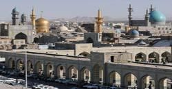 اماکن تاریخی حرم رضوی تاریخچه بناها و اماکن حرم رضوی