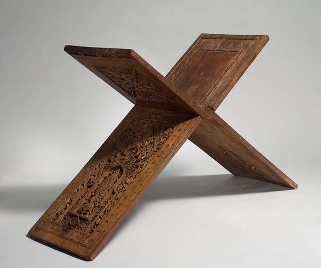 رحل انار در موزه آمریکا موزه متروپلیتن آمریکا یک اثر تاریخی و هنری انار را در معرض نمایش گذاشت