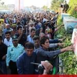 IMG 0654  150x150 عظمت حضور مردم شهرستان انار کرمان در مراسم تشییع شهدای غواص و گمنام