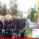 IMG 0672  150x150 عظمت حضور مردم شهرستان انار کرمان در مراسم تشییع شهدای غواص و گمنام