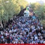 IMG 0761  150x150 عظمت حضور مردم شهرستان انار کرمان در مراسم تشییع شهدای غواص و گمنام