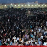 IMG 0881  150x150 عظمت حضور مردم شهرستان انار کرمان در مراسم تشییع شهدای غواص و گمنام
