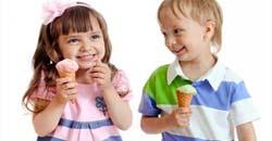 بستنی کودکان مناسبترین بستنی برای کودک شما