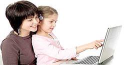 فضای مجازی کودکان راهکار نظارت والدین بر فرزندان در فضای مجازی