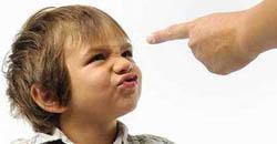 لجباز کودک دردسرسازترین اشتباهات رفتاری والدین با کودک