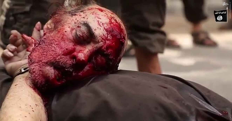1207828 905 تصاویر اعدام پیرمرد سوری توسط داعش