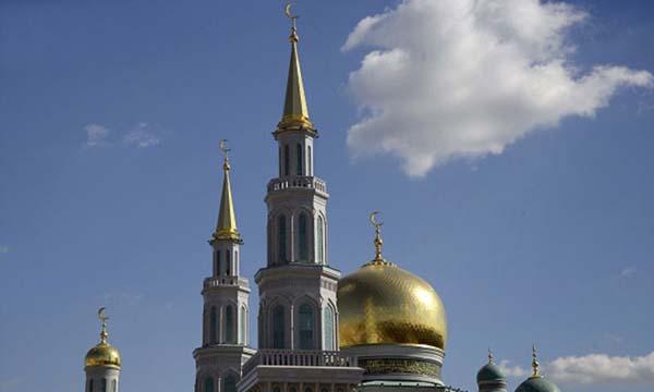 35df15619fe61e152da746b9c5dbca96 بزرگترین مسجد اروپا در مسکو افتتاح میشود