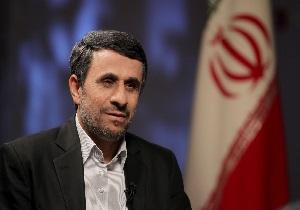 احمدینژاد1 احمدینژاد: فعلا درباره برجام موضعگیری نمیکنم