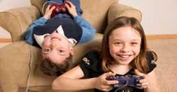 بازی رایانه ای کودکان درمان کودکان کندذهن با بازی رایانهای