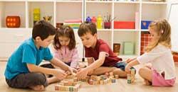 بازی فرزندان چگونه بین فرزندان رابطه دوستانه برقرار کنیم؟