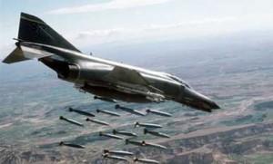 جنگنده سوریه 300x181 ثمره ۶۴ حمله هوایی روسیه علیه داعش در روز یکشنبه
