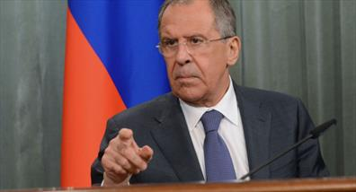 سرگی لاوروف روسیه آماده حمله به مواضع داعش در عراق