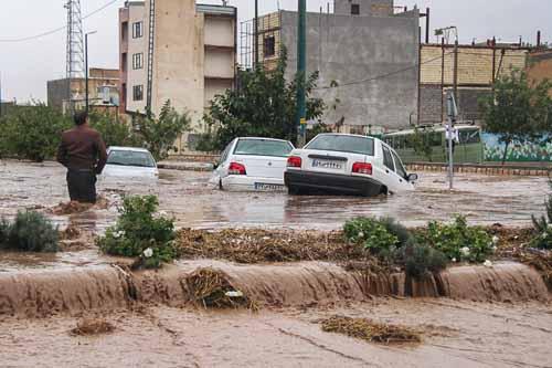 سیل آخرین جزئیات امدادرسانی به سیل زدگان ۱۳ استان کشور
