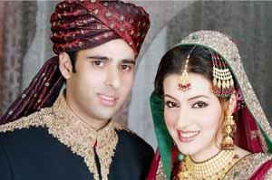 عروس و داماد پاکستانی مرگ داماد سر سفره عقد