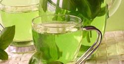 چای سبز افراط در مصرف چای سبز ممنوع