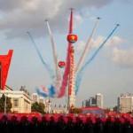 1 150x150 تصاویر رژه نظامی کره شمالی