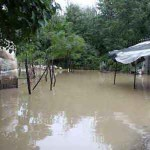 11 150x150 باران و آبگرفتگی در آستارا و سنندج