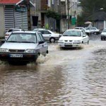 21 150x150 باران و آبگرفتگی در آستارا و سنندج