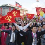 4 150x150 تصاویر رژه نظامی کره شمالی