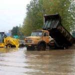 41 150x150 باران و آبگرفتگی در آستارا و سنندج