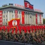 5 150x150 تصاویر رژه نظامی کره شمالی