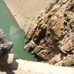 caminito del rey foot 150x150 خطرناکترین و زیباترین مسیر پیادهرو جهان
