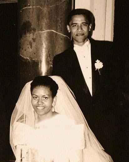 اوباما1 اوباما در لباس دامادی