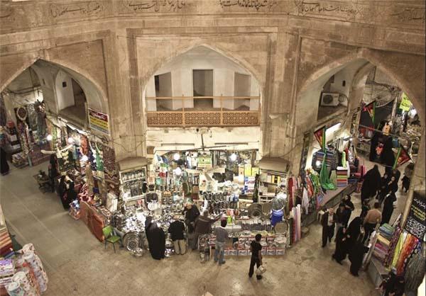 بازار تاریخی کهنترین بازار تاریخی