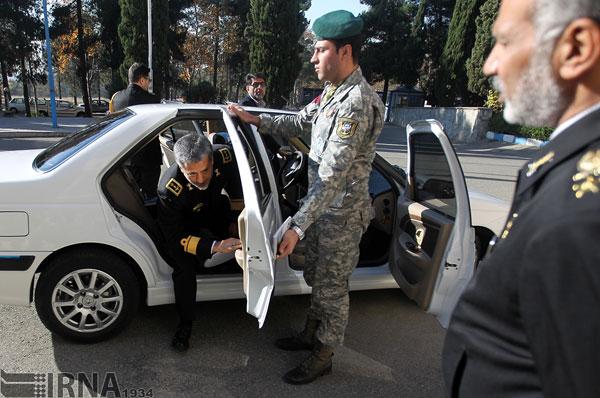 دریادار سیاری خودرو فرمانده نیروی دریایی