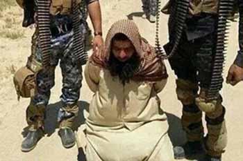 دستگیری داعش دستگیری دو داعش در کربلا