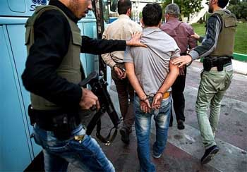 دستگیری متهمان حادثه دزفول دستگیری متهمان حادثه دزفول