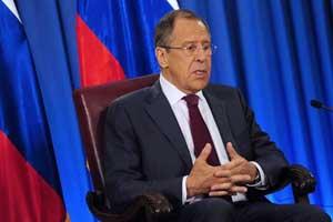 سرگئی لاوروف وزیر امور خارجه روسیه : منشأ پیدایش داعش آمریکا و متحدانش هستند
