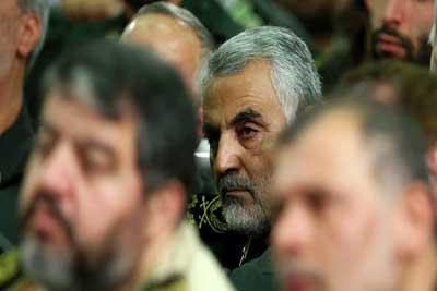 قاسم سلیمانی1 عملیات نجات خلبان روسی زیر نظر سردار سلیمانی انجام شد
