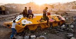 افغانستان دختر هنرمند ایرانی در دل افغانستان