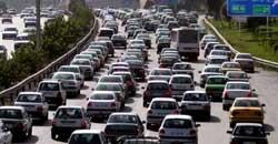 ترافیک محدودیتهای ترافیکی جادههای کشور