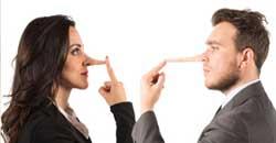 دروغ آیا دروغ گفتن بخشی از عشق است؟