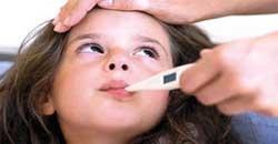 کاوازاکی بیماری در زیر پوست کودکان زیر ۵ سال